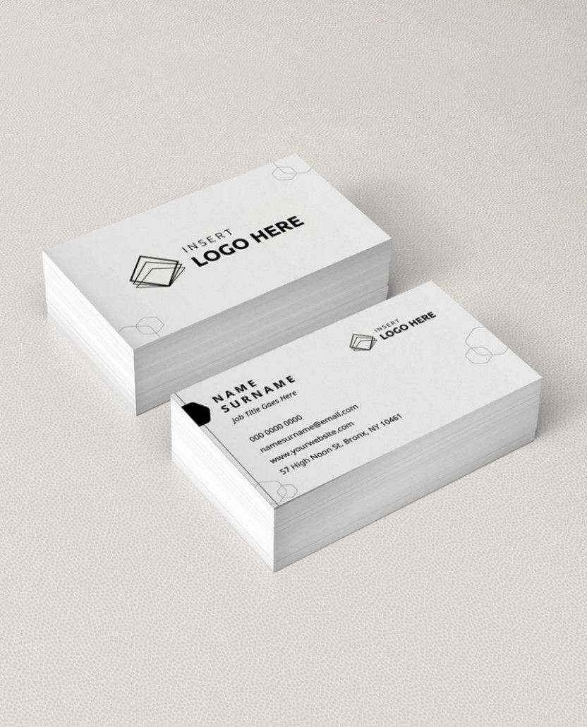 Name Card Job Title Business Card Template Word Business Card Template Free Business Card Templates