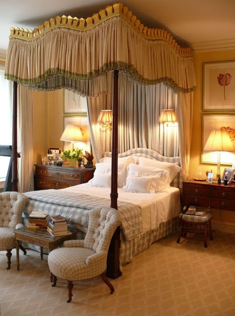 eye for design decorating with canopy beds