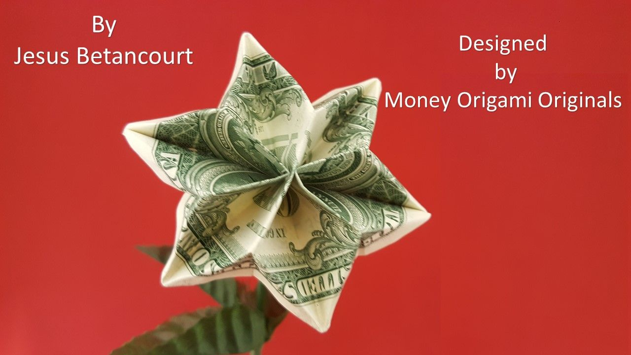 Pin On How To Make Money Origami Easy Instructions