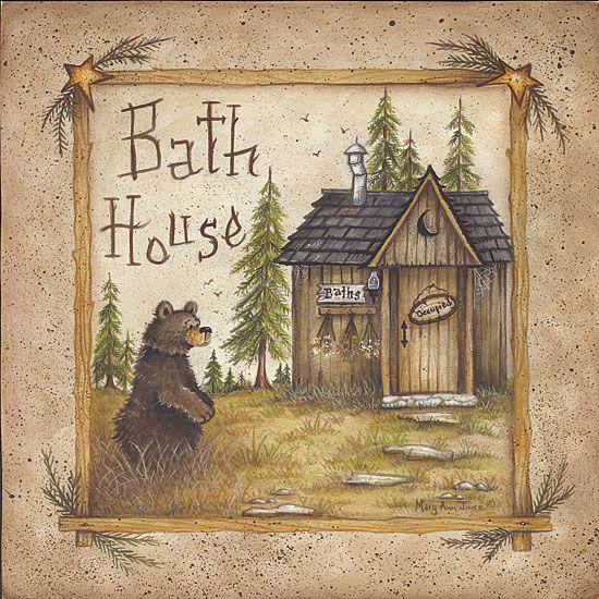 Rustic Bathroom Art City Gate Beach Road Bathroom Art Prints Country Art Primitive Decorating Country