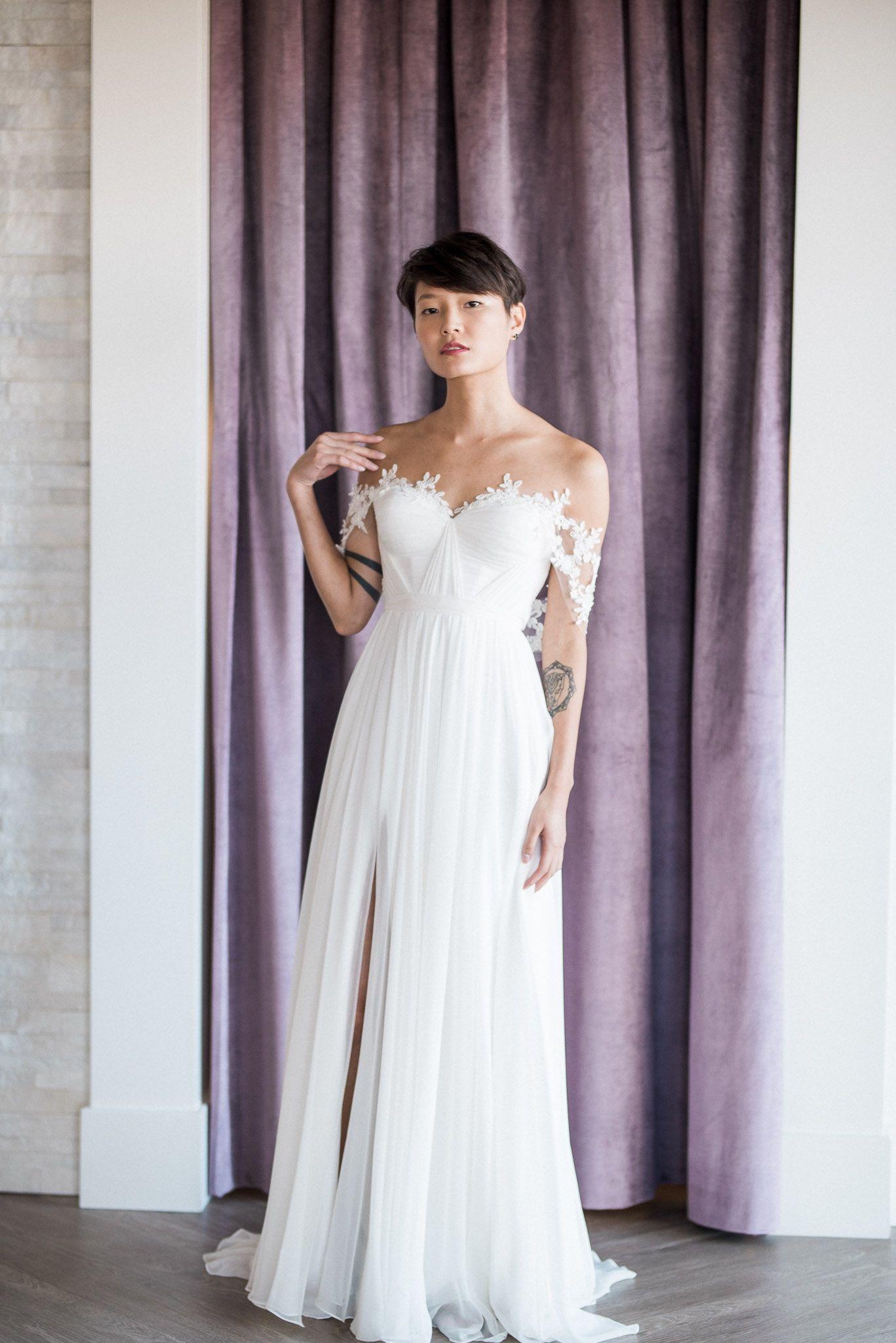 Grey Pearl Bridal Wedding Gown Las Vegas Wedding Dresses Wedding Dress Boutiques Vegas Wedding Dress
