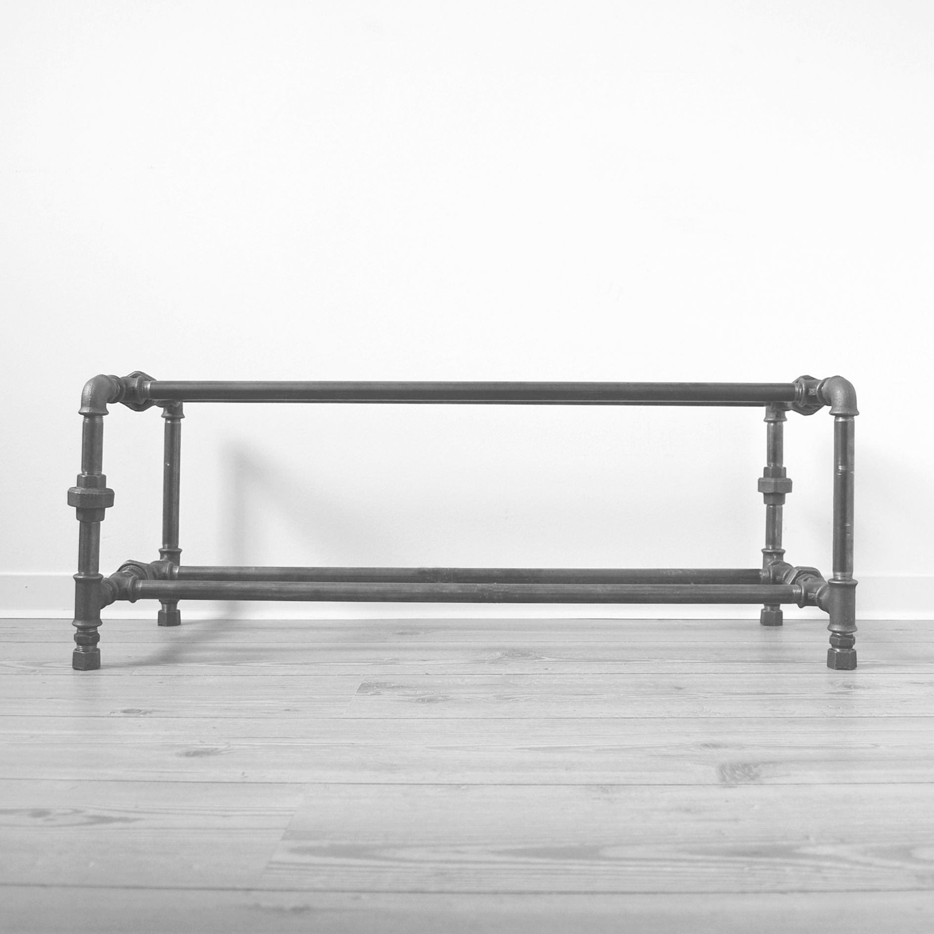 schuhregal aus stahlrohr steel pipe shoe rack various steel pipe design pinterest. Black Bedroom Furniture Sets. Home Design Ideas