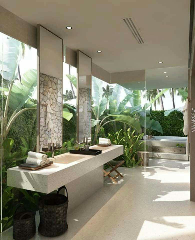 Luxury Bathroom Interior Design Ideas From Some Of The