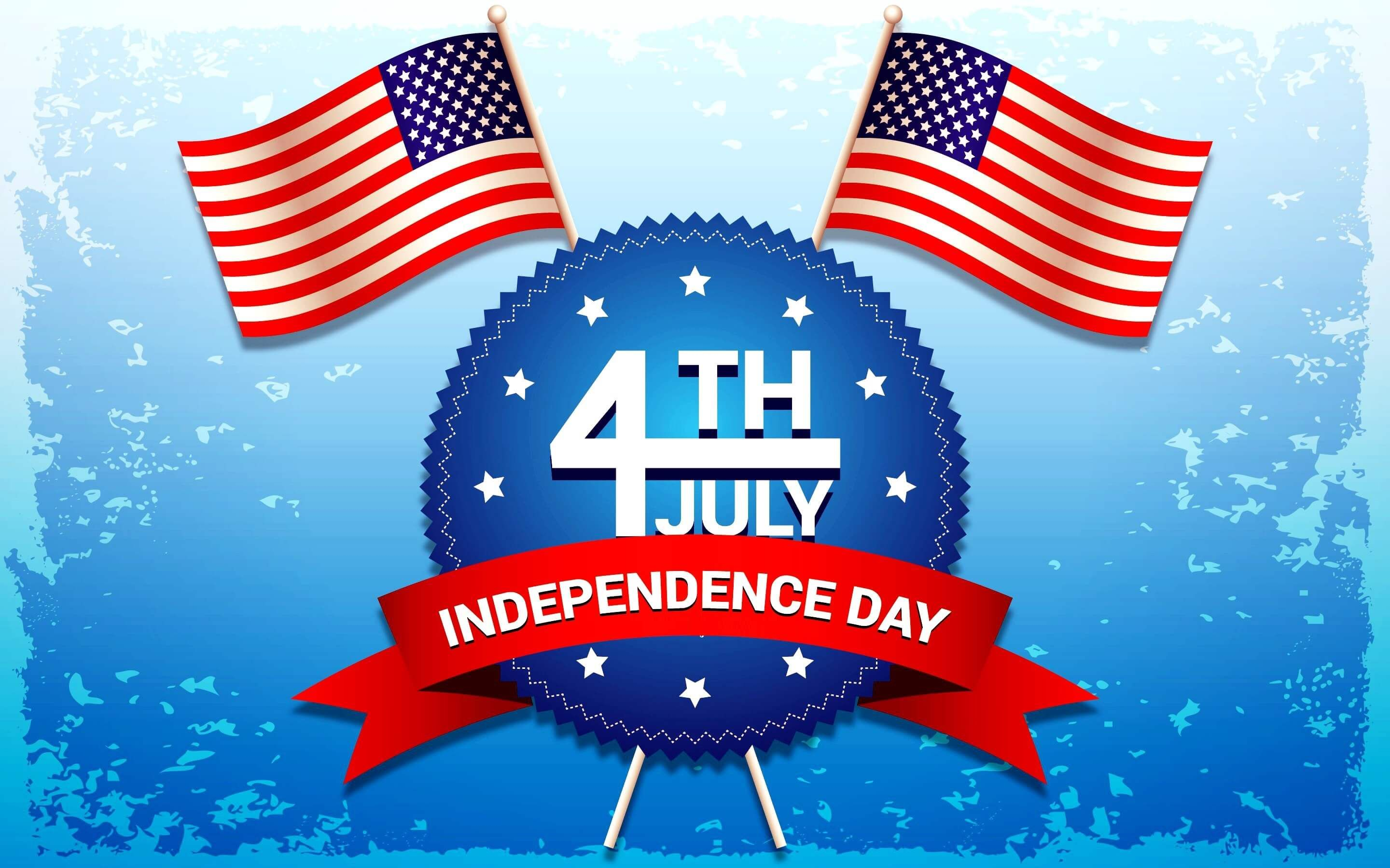 American Happy independence day