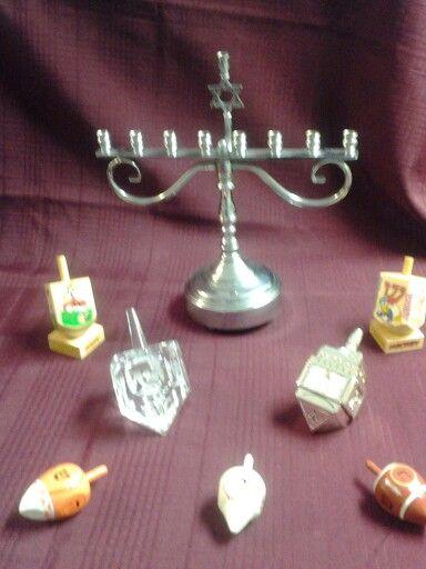 Chanukah collectables