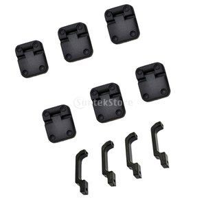 Plastic exterior door handle, door hinge, RC car parts- Plastic …