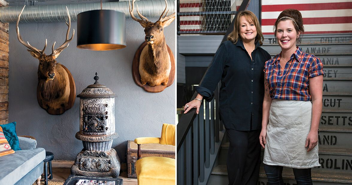 In Halifax — once famous for its role in the fight for American independence — The Hen & The Hog is championing a new cause: reinventing the town through the power of food.