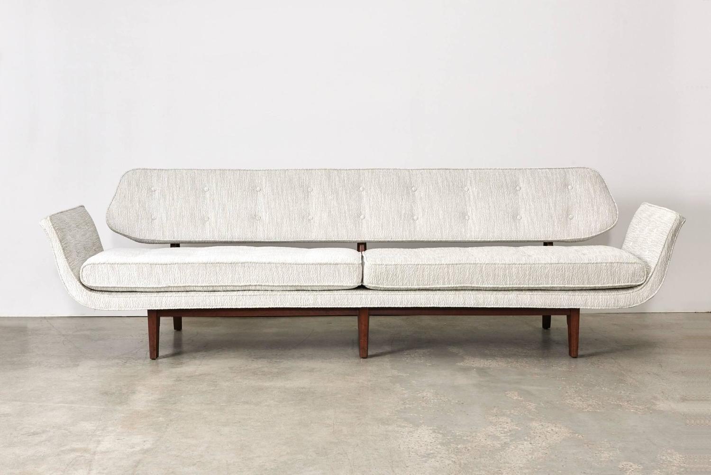 Prime Rare Vintage La Gondola Sofa By Edward Wormley For Dunbar Pdpeps Interior Chair Design Pdpepsorg