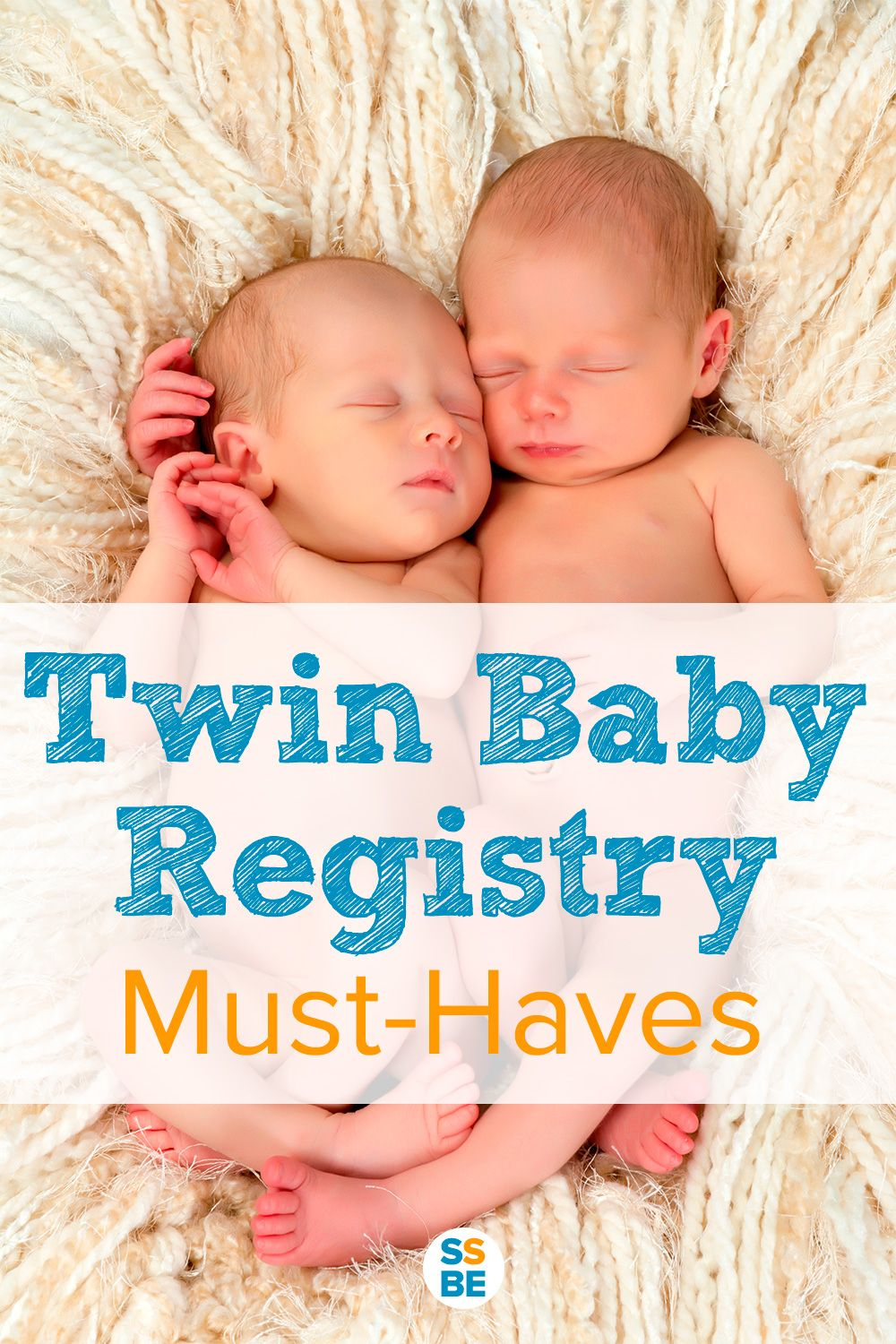 A minimalists guide to twin baby registry must haves this list includes the essentials to caring for your twins including what to get and how many