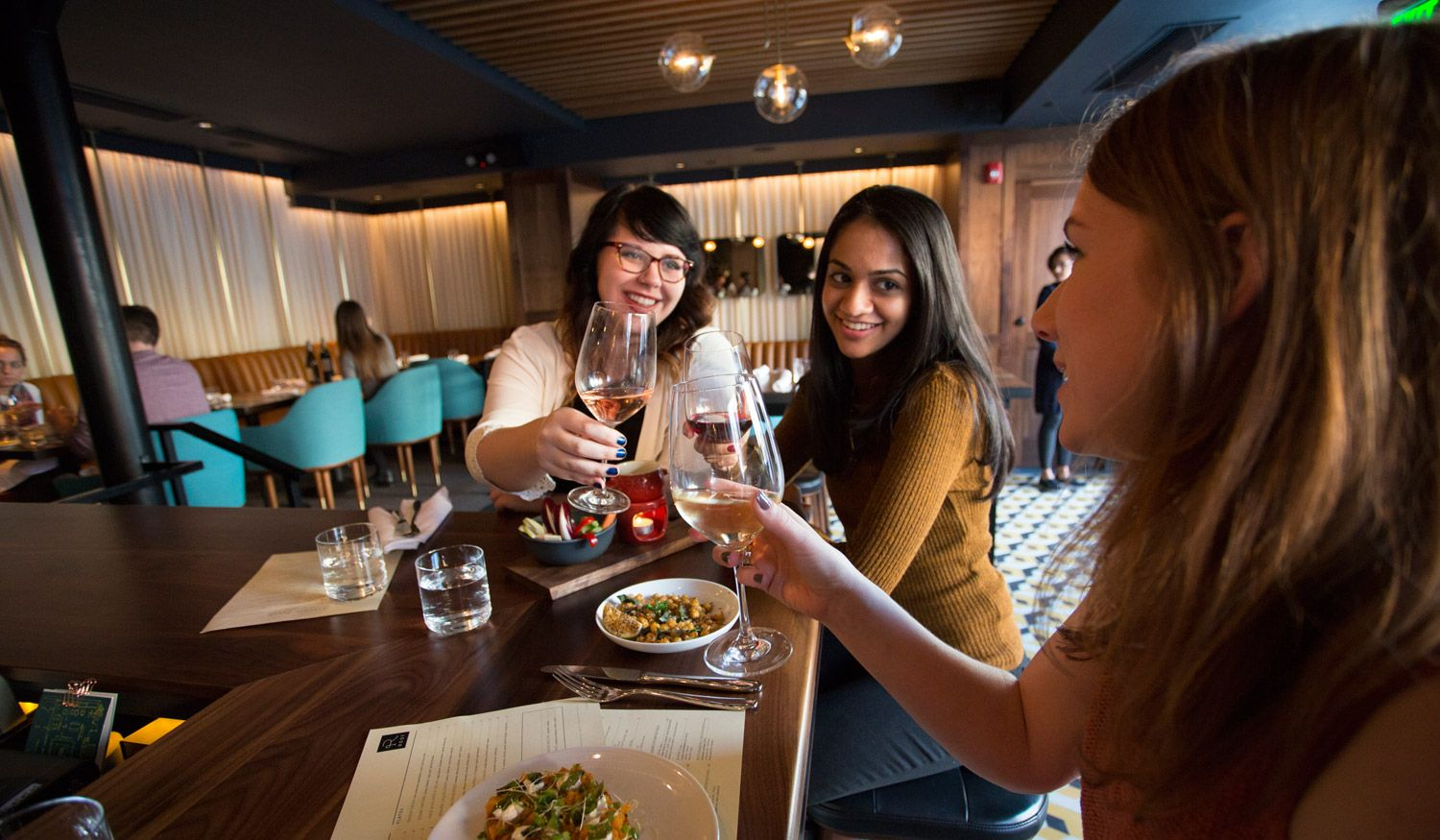12 Must-Visit Wine Bars In Philly (Photo by C. Smyth for Visit Philadelphia)