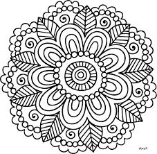 Resultat De Recherche D Images Pour Dessin Mandalas Facile Coloriage Mandala Mandala A Imprimer Coloriage