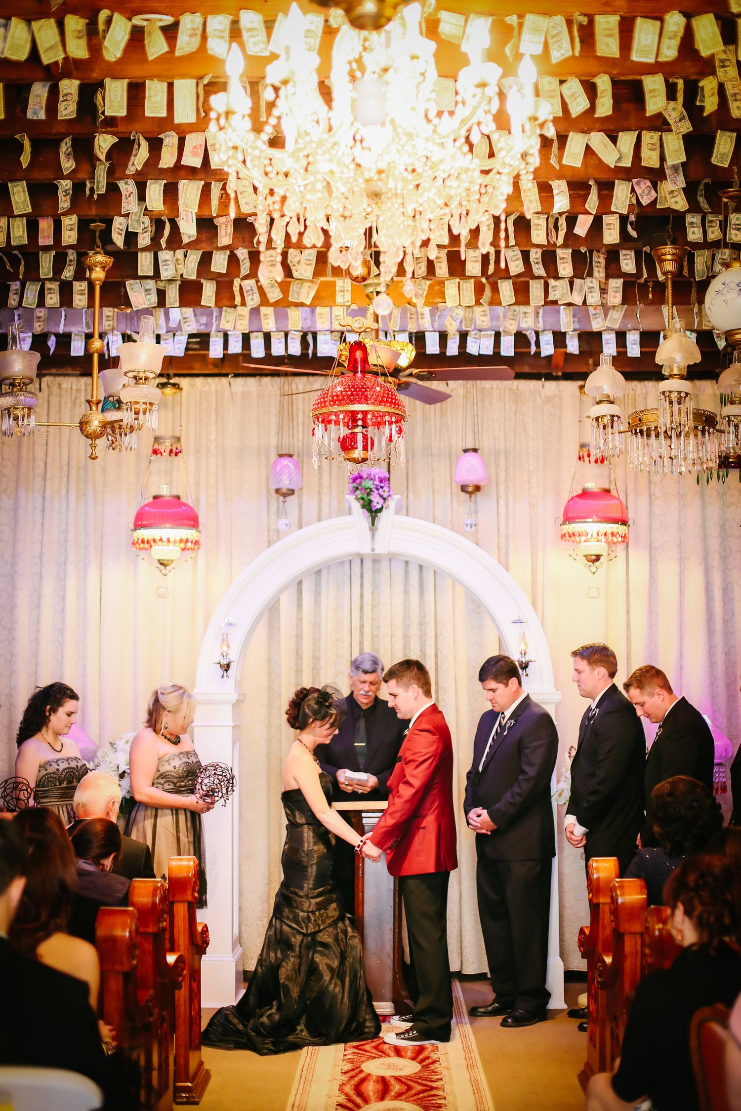 French Quarter Wedding Chapel New Orleans Photography