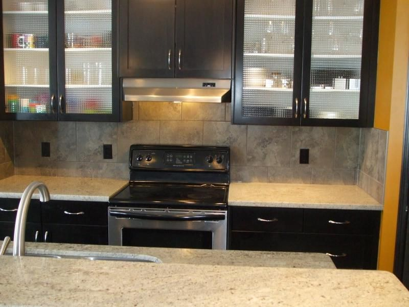 Black Kitchen Cabinets With Glass Doors Glass Kitchen Cabinet Doors Glass Cabinet Doors Black Kitchen Cabinets