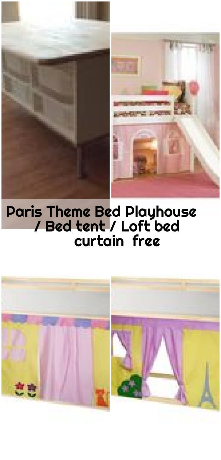 Excellent Pic Paris Theme Bed Playhouse Bettzelt Hochbett