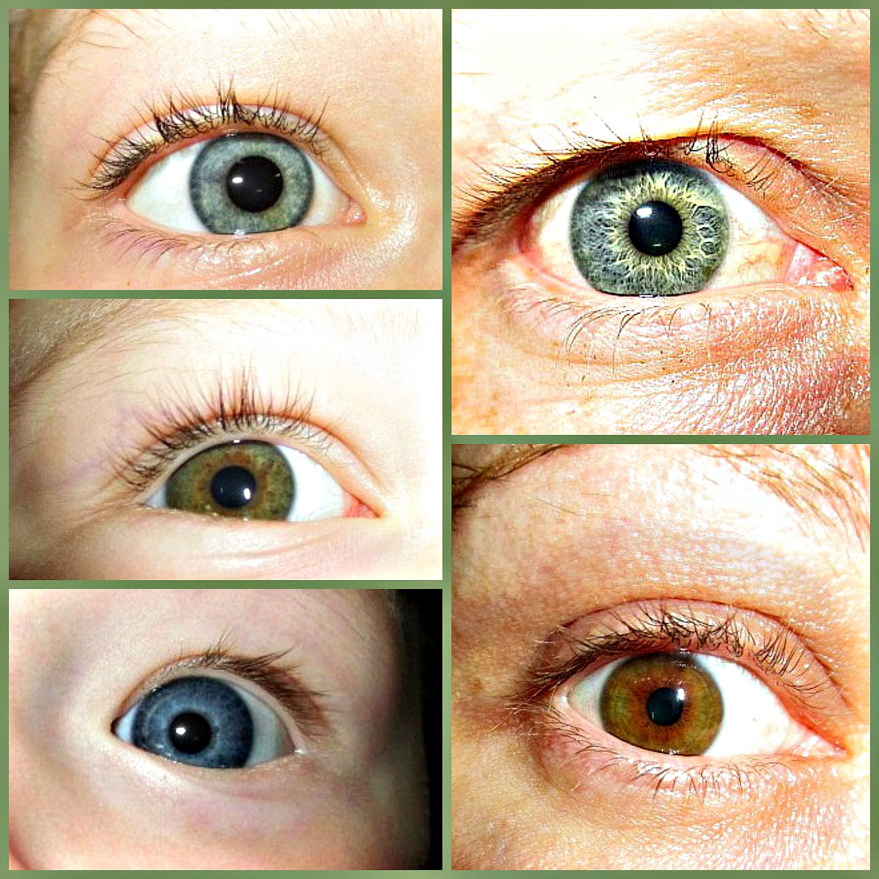 Mixed Green Eyes With Hazel 3 Kids Will Completely