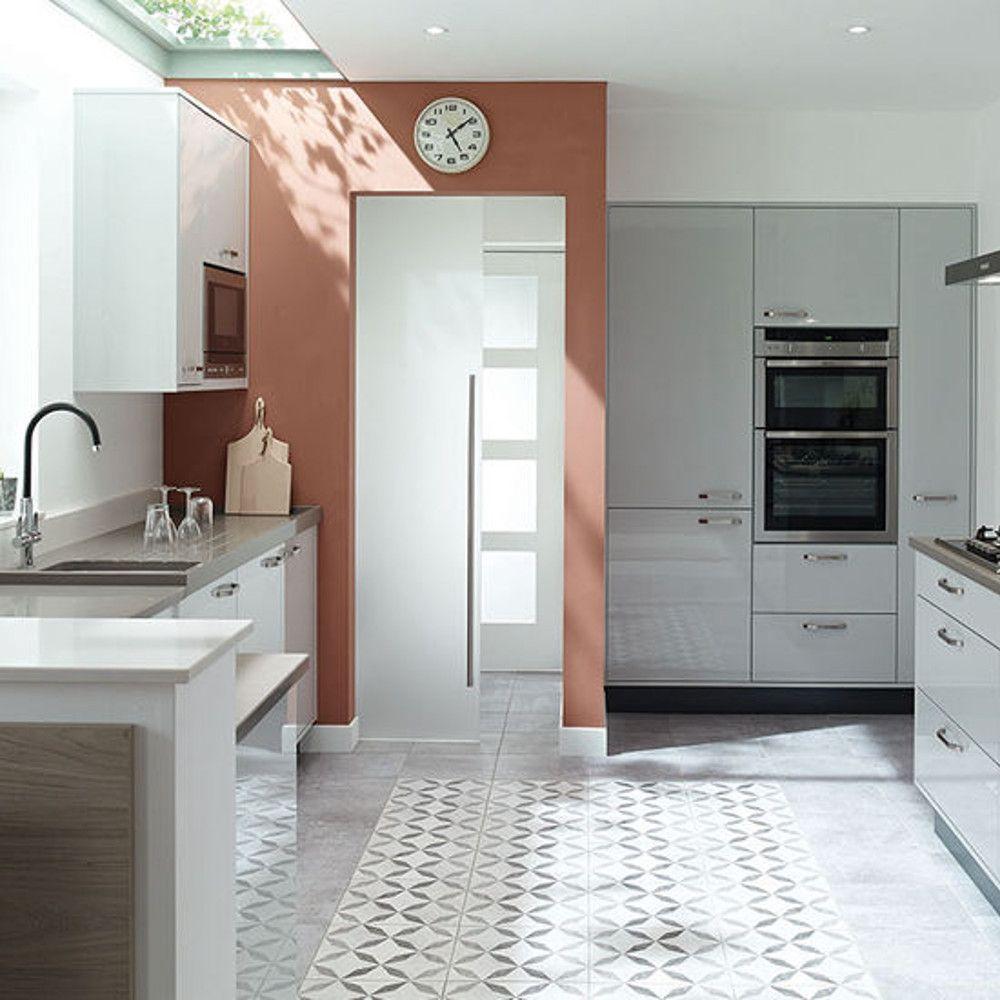Porter Dove Grey Kitchens Direct NI Kitchen design