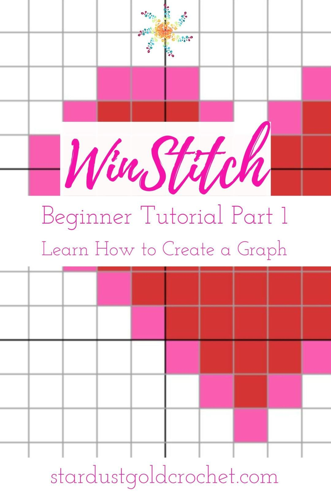 Winstitch Graphing Program Tutorial