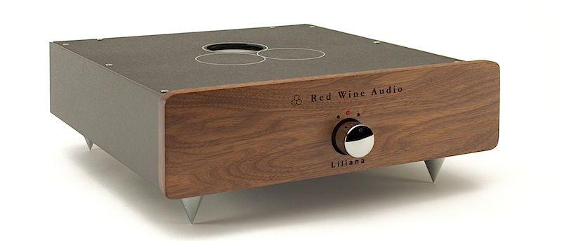 Red Wine Audio Liliana mono pow