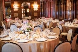 Vintage wedding reception at The Manor @manorrestaurant