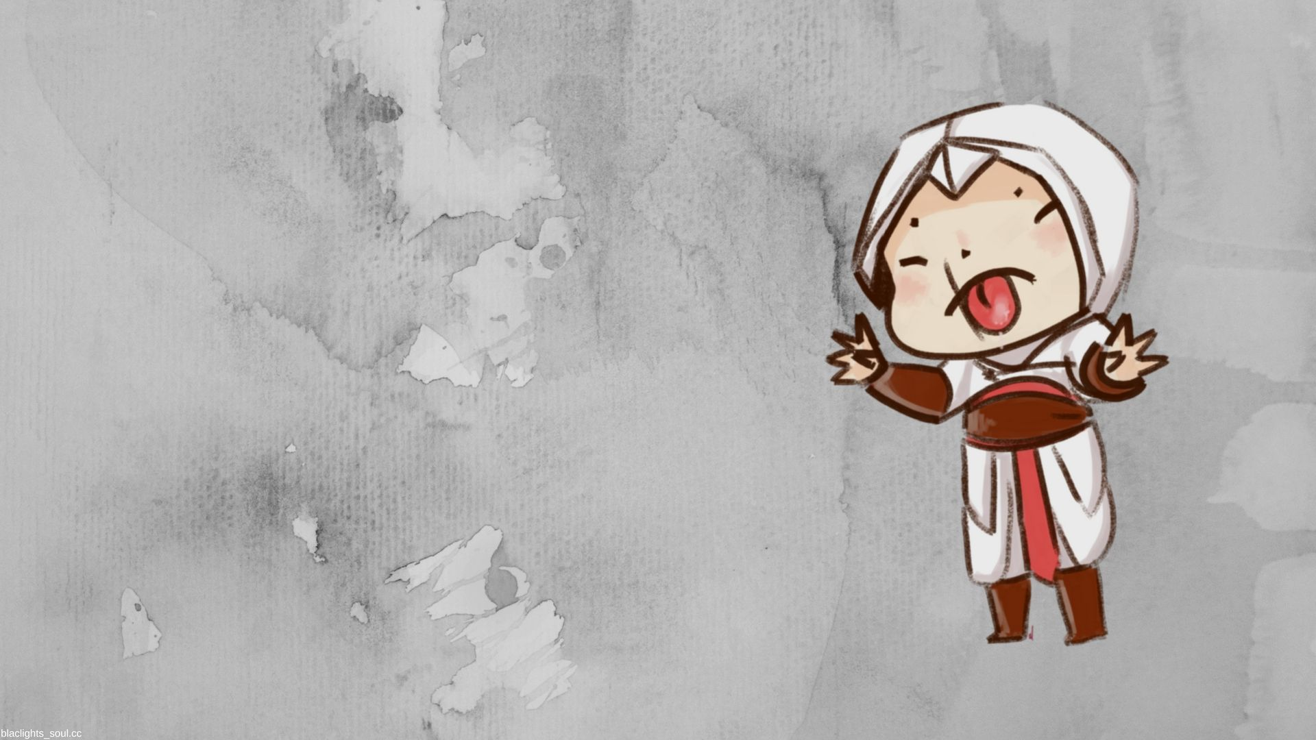 Altair Ibn LaAhad Assassins Creed Wallpaper