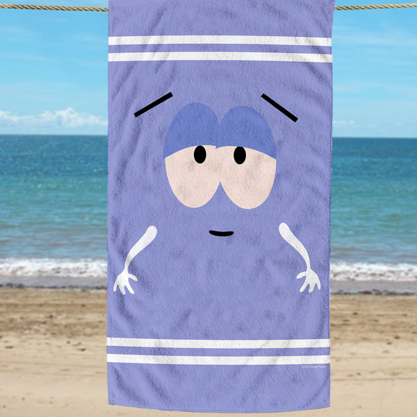 South Park Towelie Beach Towel South Park Official Shop South Park Beach Towel Beach