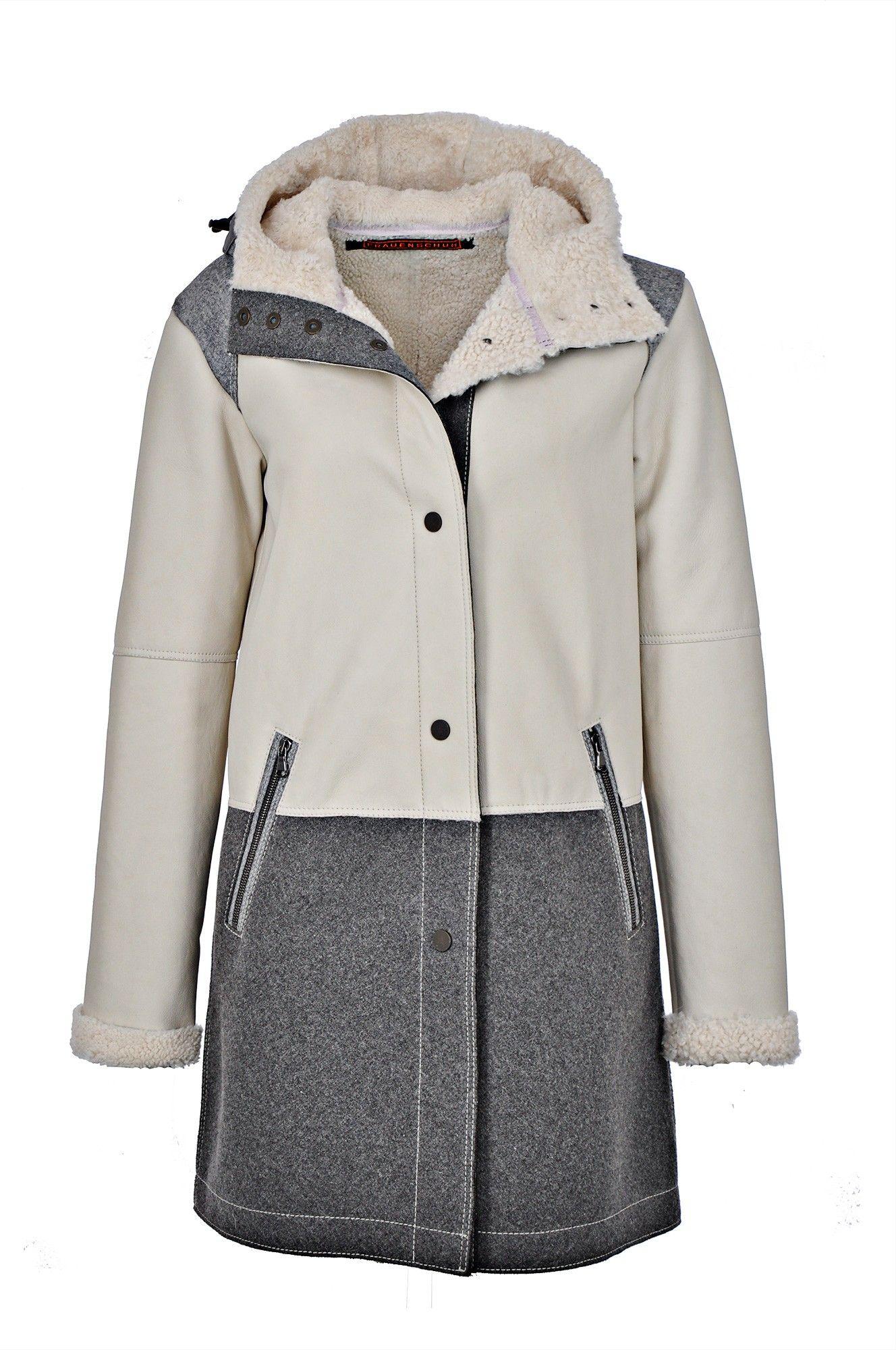 línea Aus Fabricación Abrigo Luxusmode Tienda Mujer Frauenschuh Für Lc Kitzbühel Luumulti en R6YqwUvC