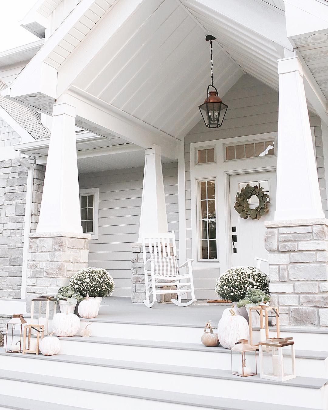 Pin by Niña and Cecilia on Home :: Fall Decor   Pinterest   Front ...