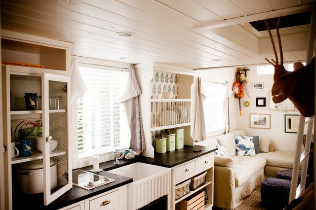 Mobile Home Living Park Model Home Decorating Ideas Beach Cottage Chic