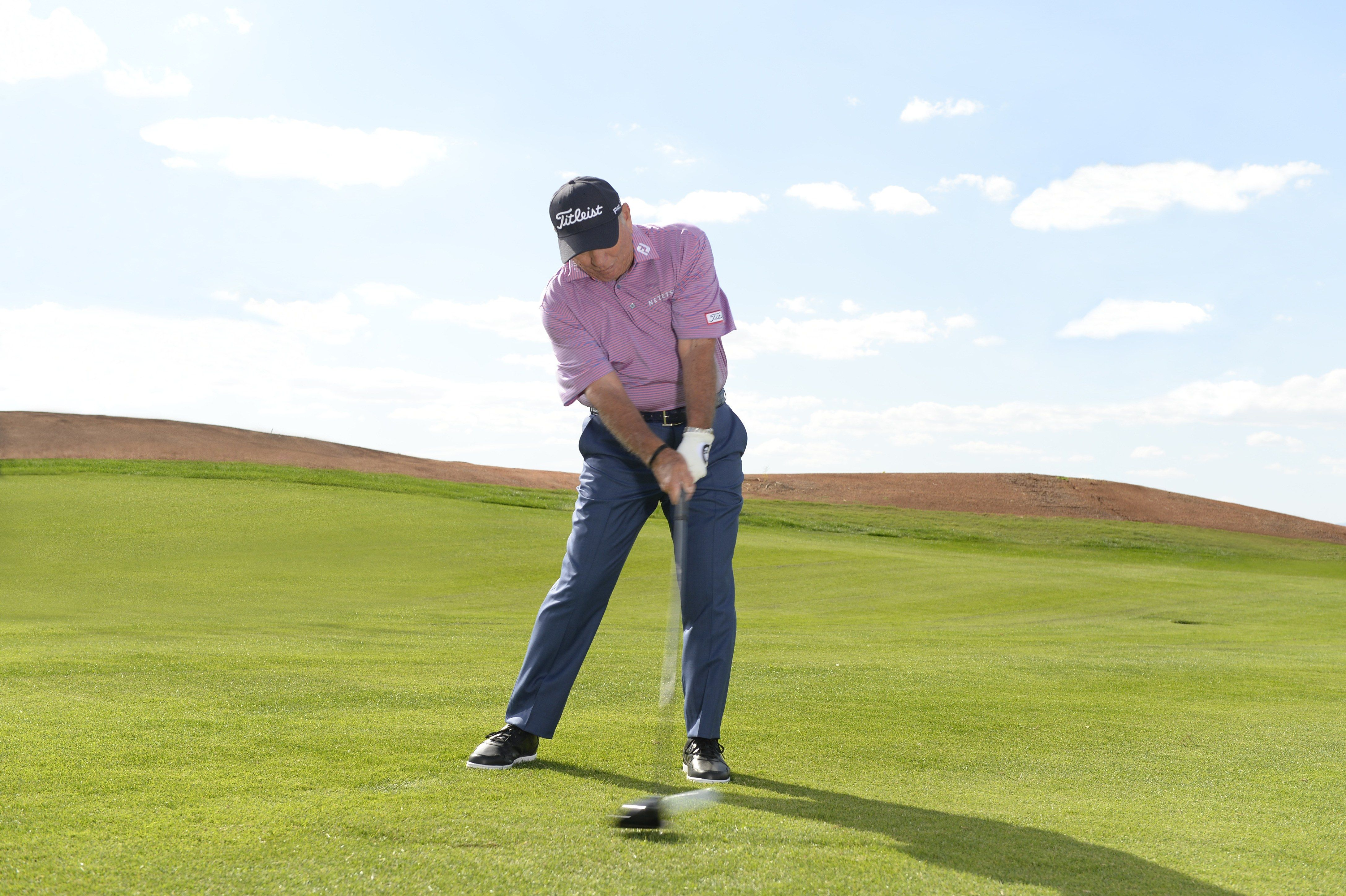 4ace67bd Butch Harmon's two-step slice fix | Golf | Golf courses, Golf, Sports