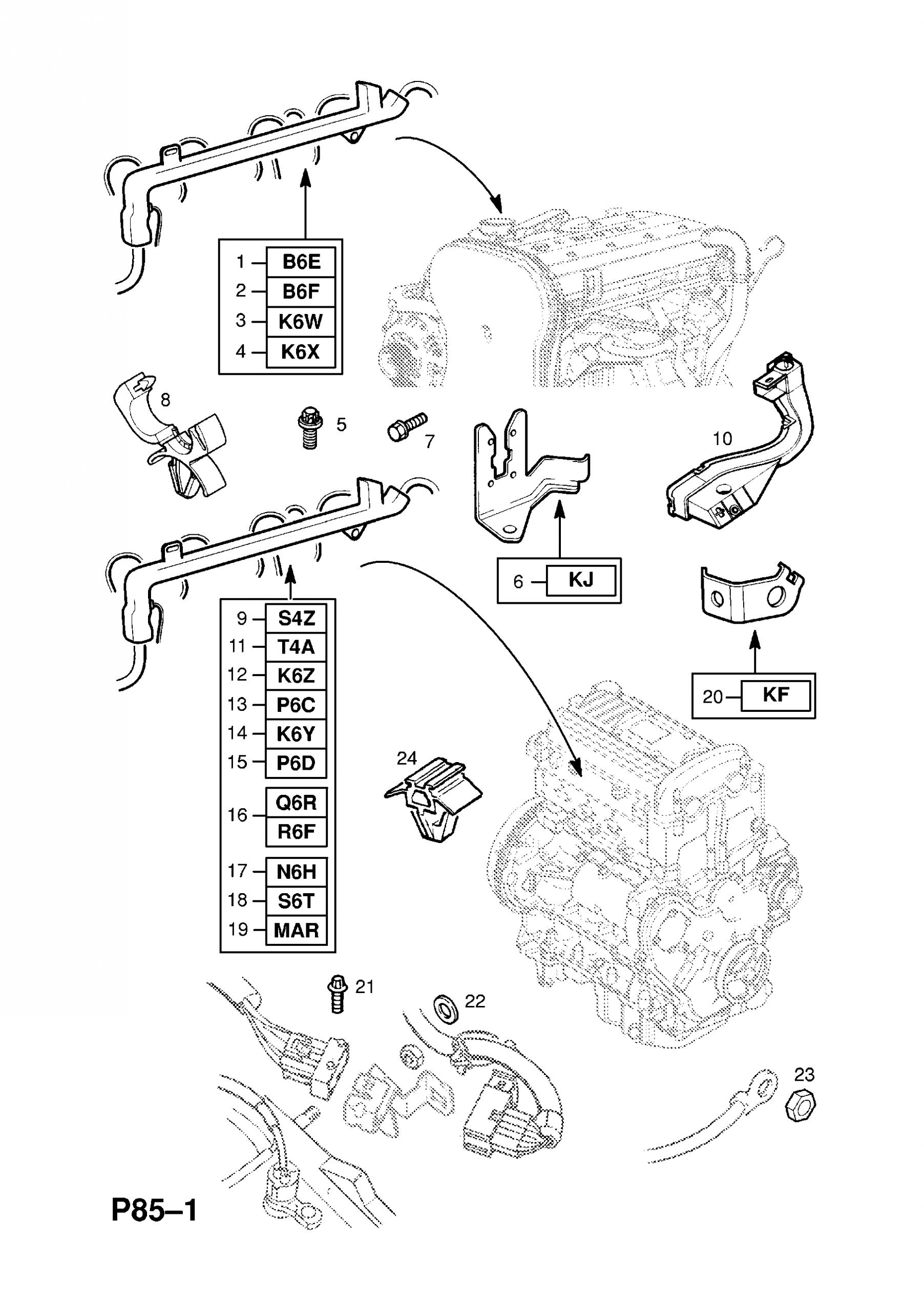 [12+] 2006 Ford Fusion Belt Diagram And The Description