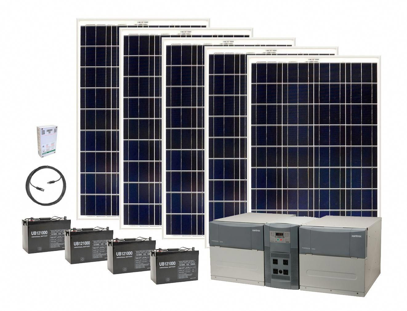 120 Volt Solar Power Generator Kits Earthtech Products Solarpanels Solarenergy Solarpower Solargenerator In 2020 Solar Power House Solar Energy Panels Solar Panels