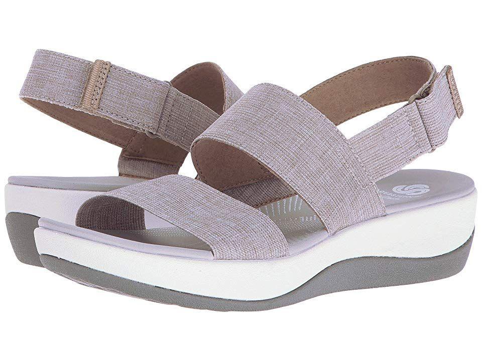 0f4de531c Clarks Arla Jacory (Sand) Women s Sandals. The Arla Jacory is part of the