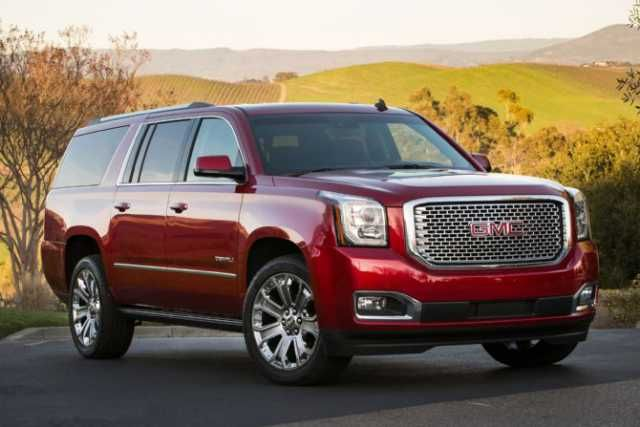 2017 Gmc Yukon Denali Review And Redesign Http Www