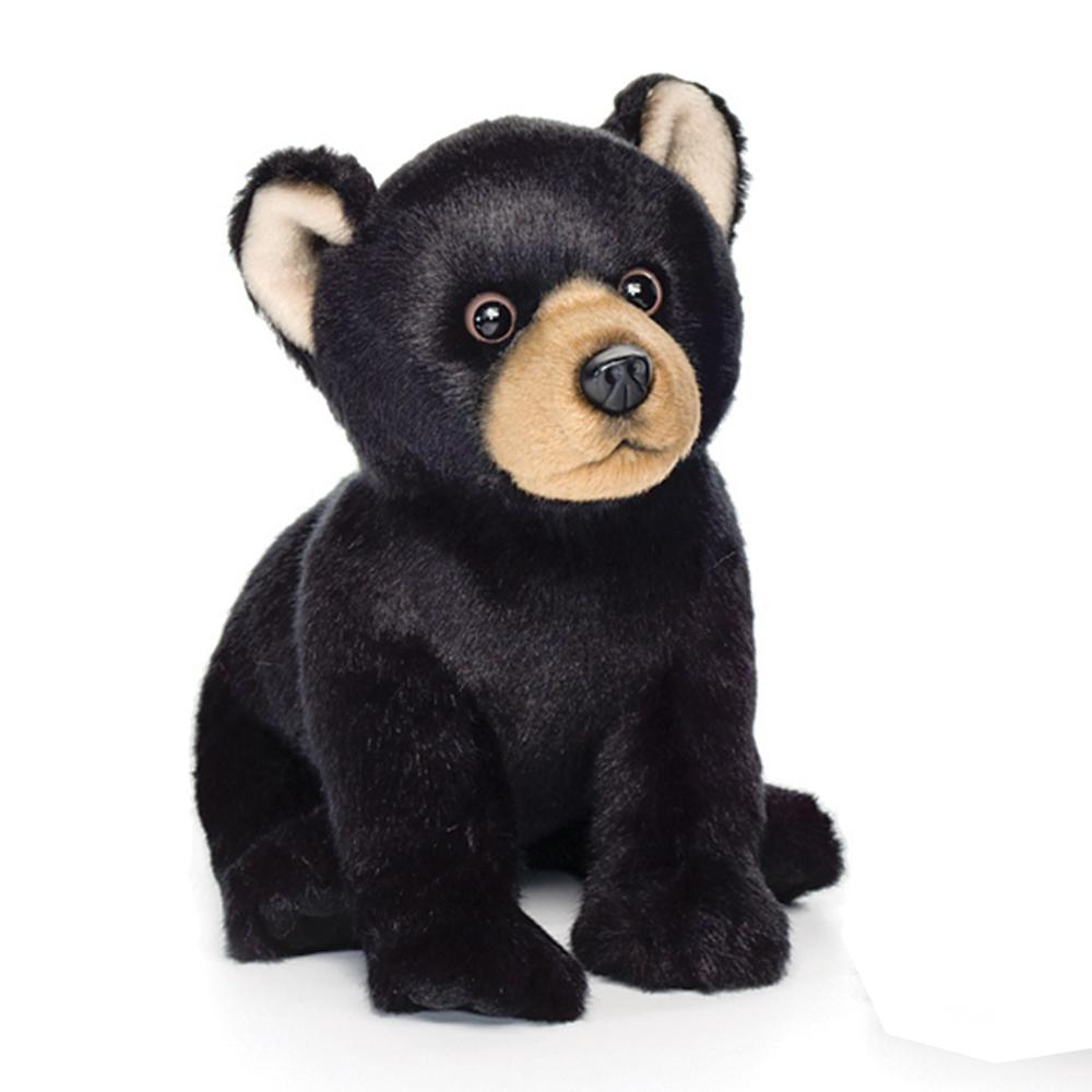 Black Bear Plush By Nat Jules 2 Sizes Montana Gift Corral In 2021 Plush Stuffed Animals Plush Animals Bear Stuffed Animal