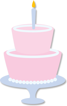 Birthday Cake Svg File For Sure Cuts A Lot Cricut Birthday Free
