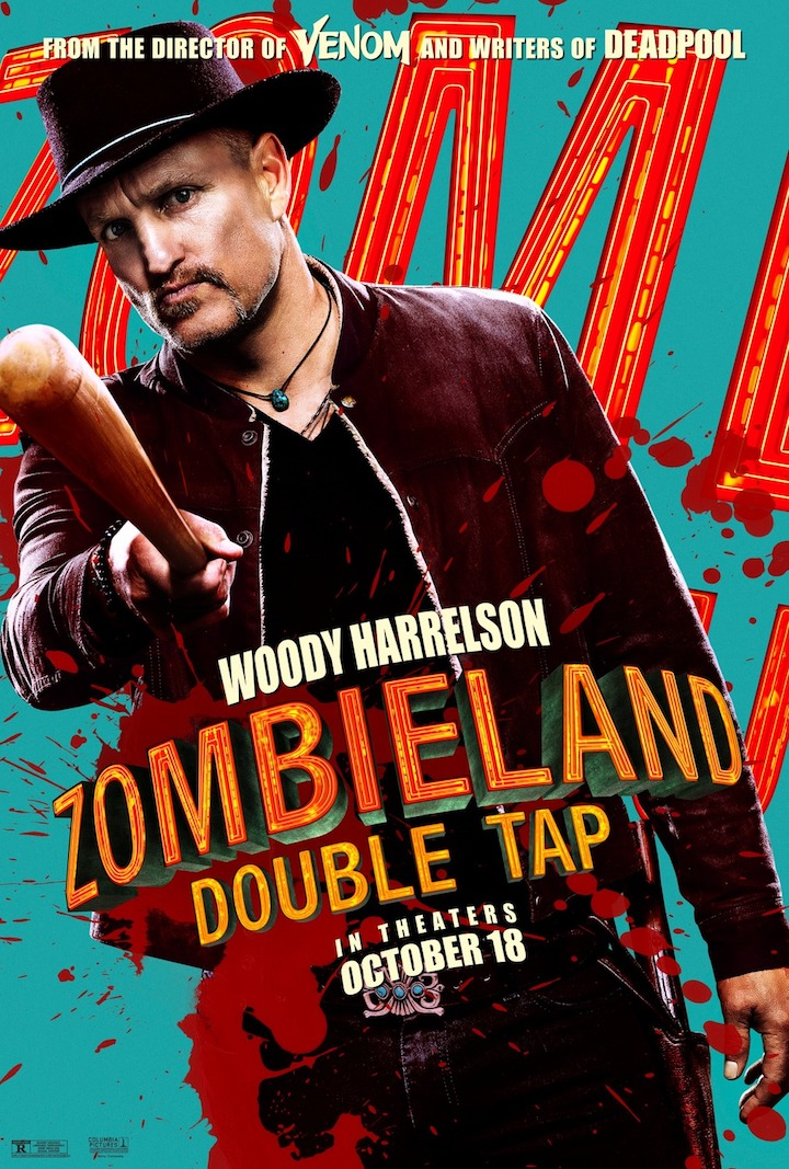 Zombieland Mata Y Remata Posters De Personajes Cinemania Zombieland Tv Spot Movie Posters