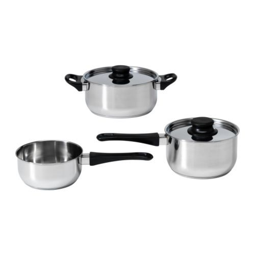 11 annons batterie de cuisine 5 pi ces ikea compatible - Ikea table de cuisson induction ...