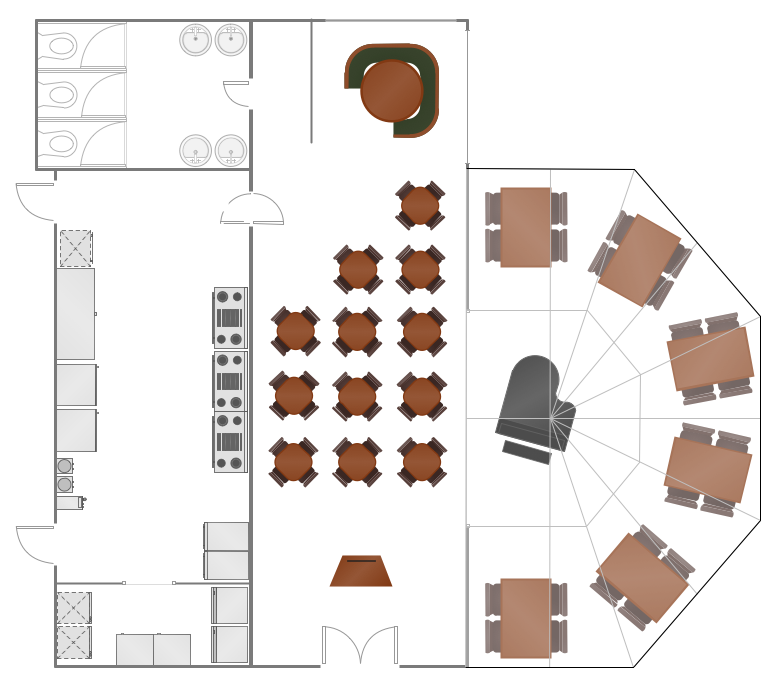 Pin By Ojo Oluwaseun On Building Plans Cafe And Restaurant Plans Restaurant Floor Plan Restaurant Layout Restaurant Plan