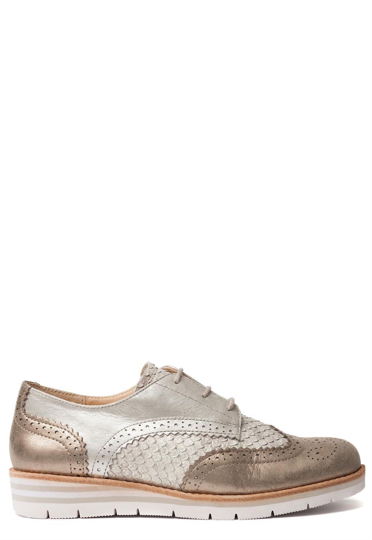 Blanc Dentelle Chaussures Gabor J2Kw7tzA