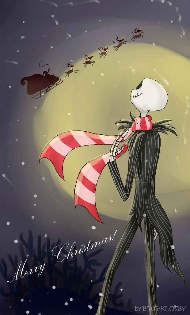 The Nightmare Before Christmas By Bing Klosby On Deviantart Tim