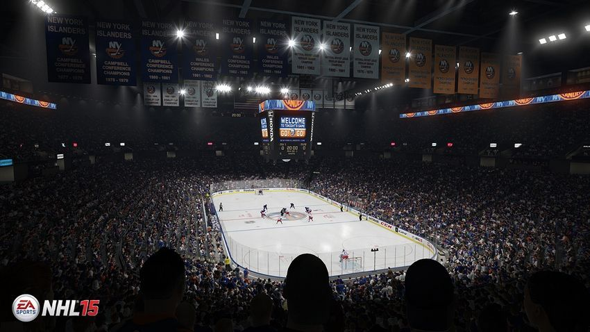 Nassau Veterans Memorial Coliseum  Home Ice: New York Islanders Location: Uniondale, New York Opened: February 11, 1972
