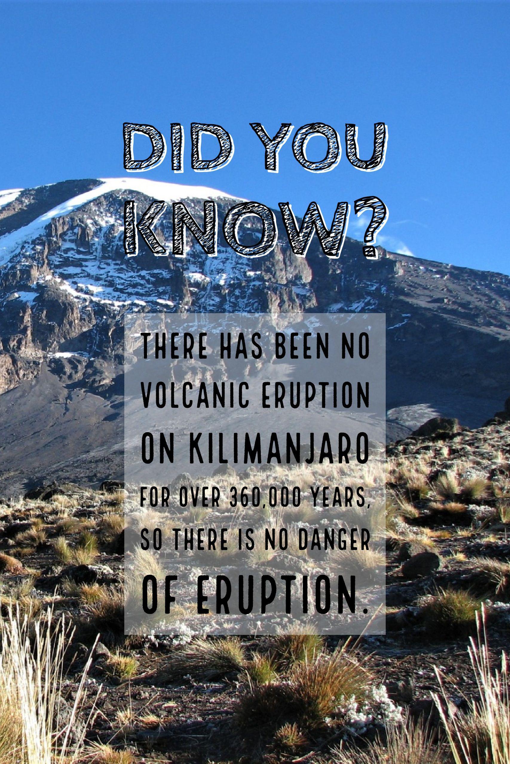 Hike Mount Kilimanjaro In Tanzania Kilimanjaro Hiking Tours