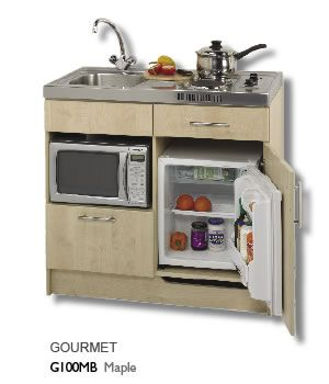 Gourmet G100MB Compact Kitchen Buy Gourmet G100MB Compact
