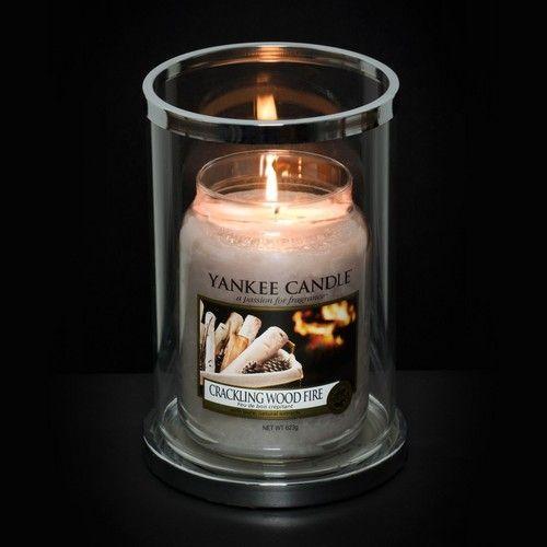 Yankee Candle Yankee Candle Twinkling Snowflake Jar Holder Large