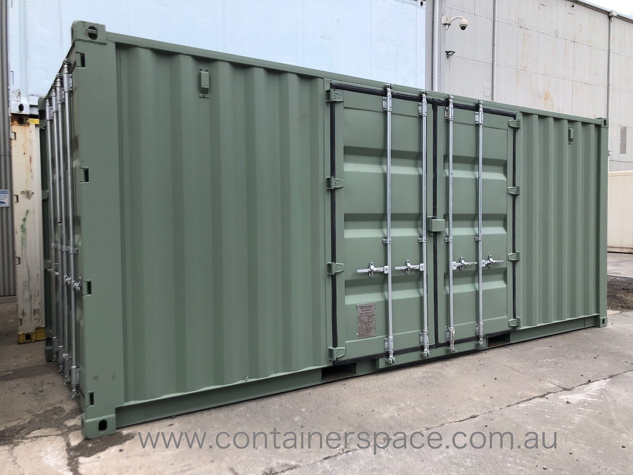Shipping Containers For Sale In Melbourne Containerspace In 2020 Shipping Containers For Sale 20ft Shipping Container Shipping Container
