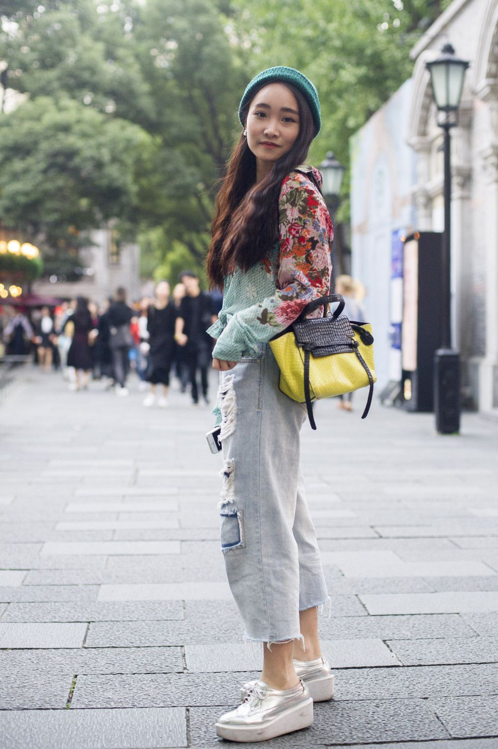 They Are Wearing Shanghai Fashion Week Spring 2016 Shanghai Street Styles And Fashion Weeks