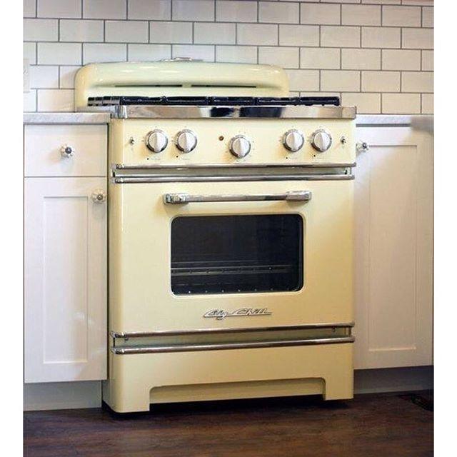 Yellow Small Kitchen Appliances: The Retro Kitchen Appliance Product Line