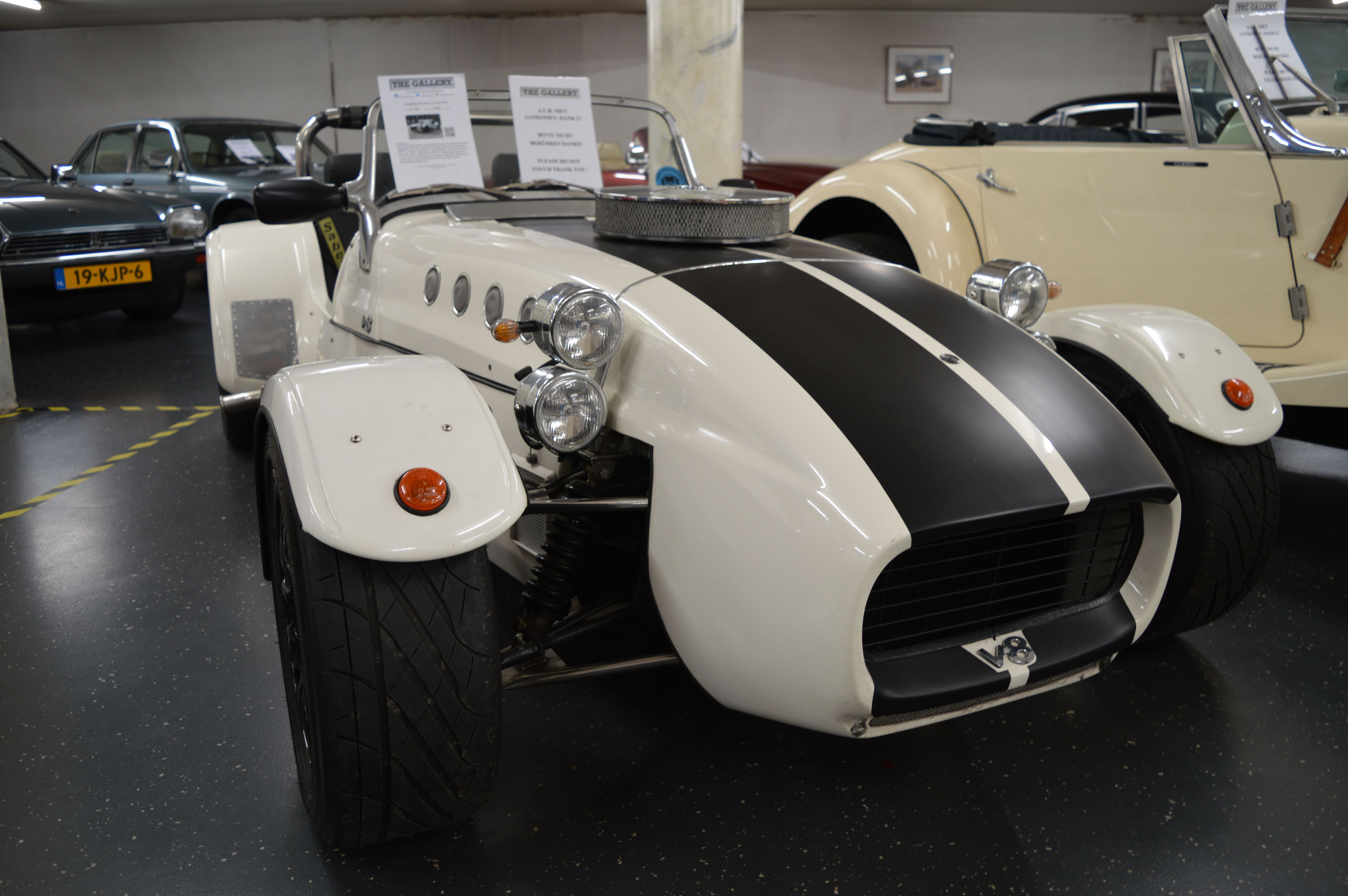 Nice old sports car | The Gallery - Brummen, The Netherlands / Old ...
