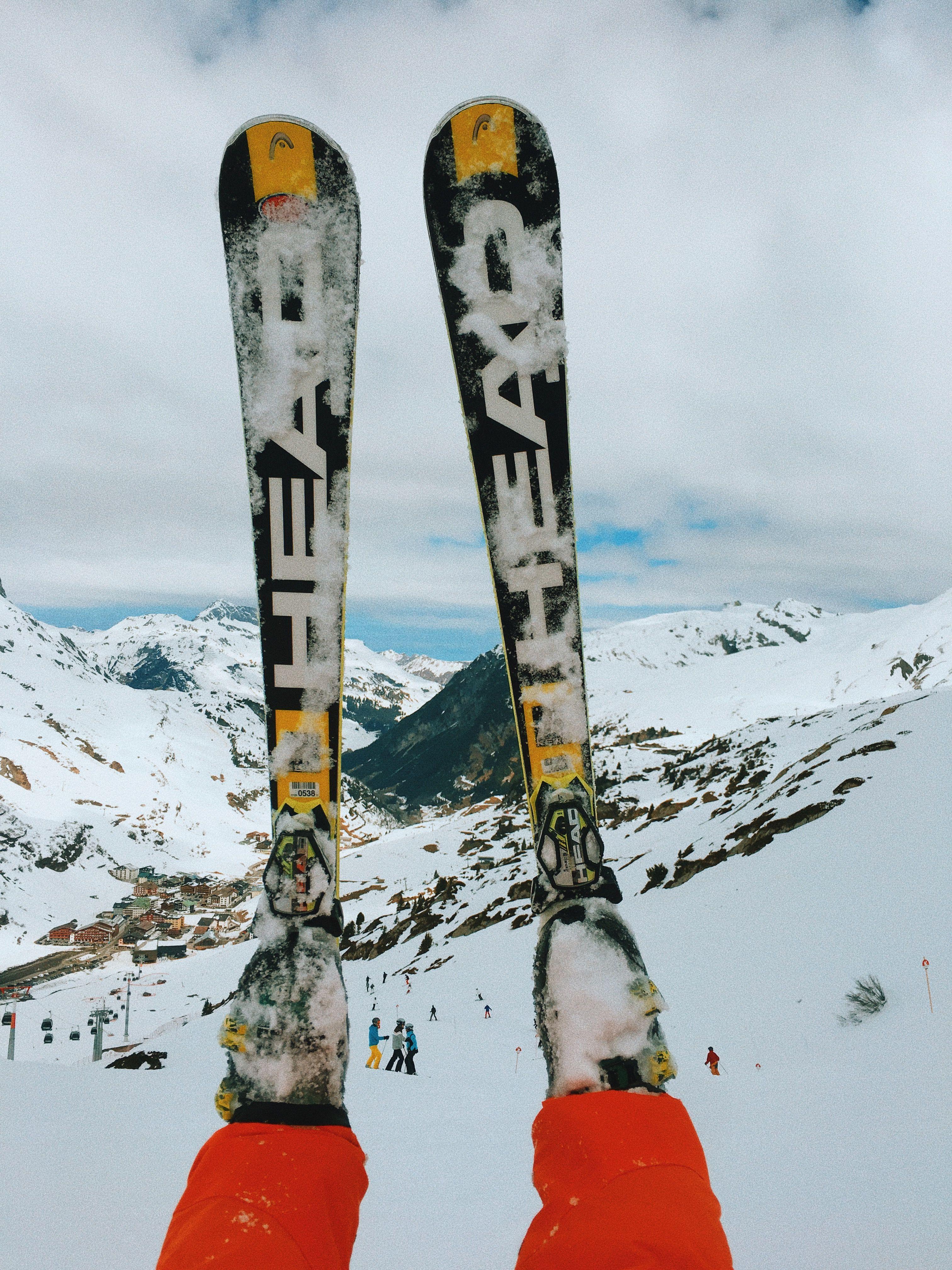 Ski vacation instagram elianmorando
