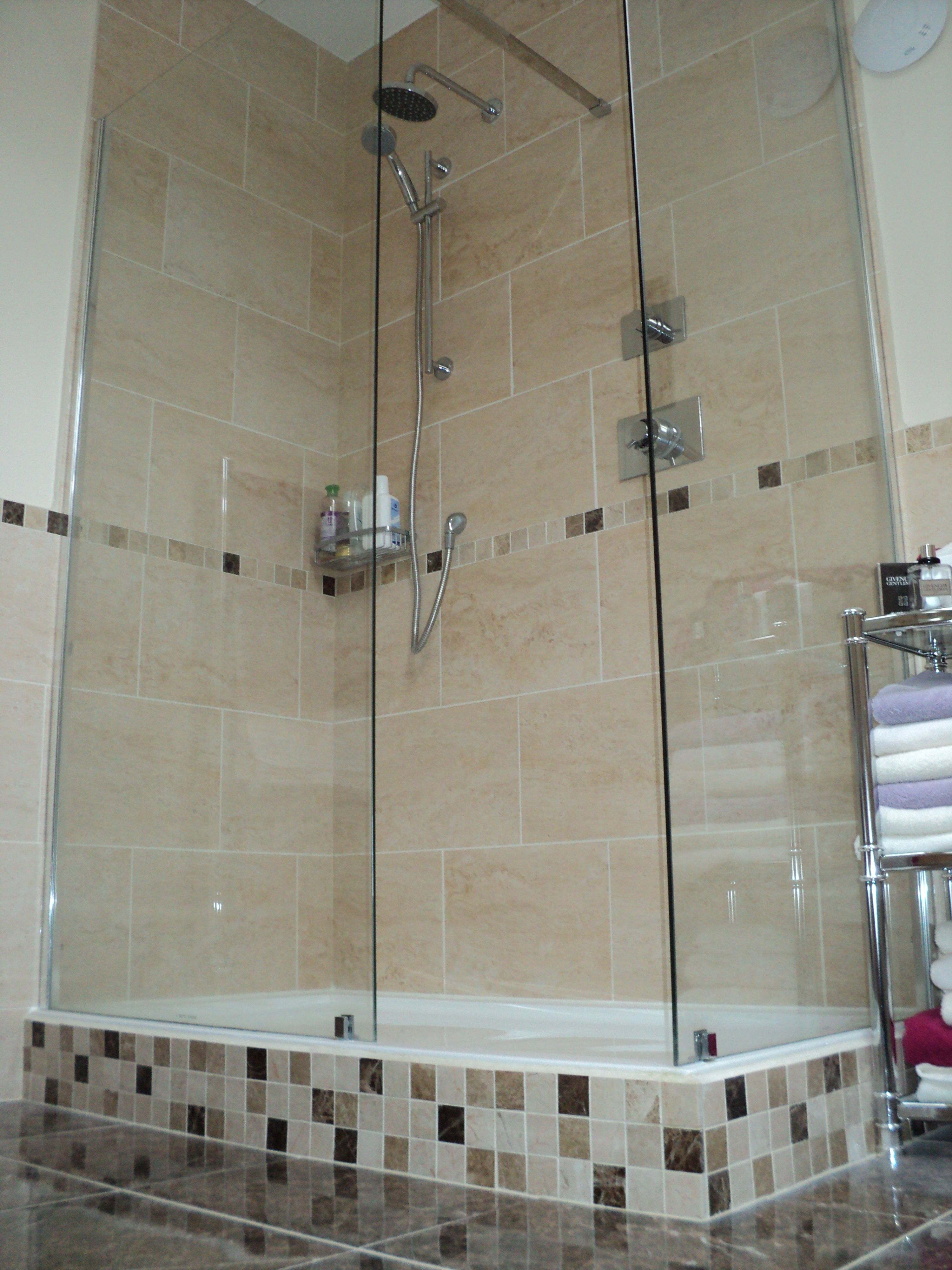Strip Existing En Suite Fit New Bathroom Suite Tile Walls And Floors Bathroom Kitchen Tiling Shower Experienced Fi Bathroom Suite Ensuite Bathroom
